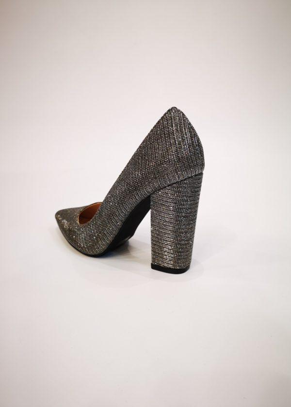 Zapato de brillo