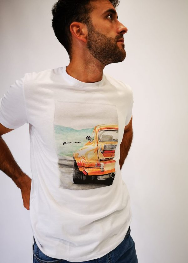 Camiseta Porsche