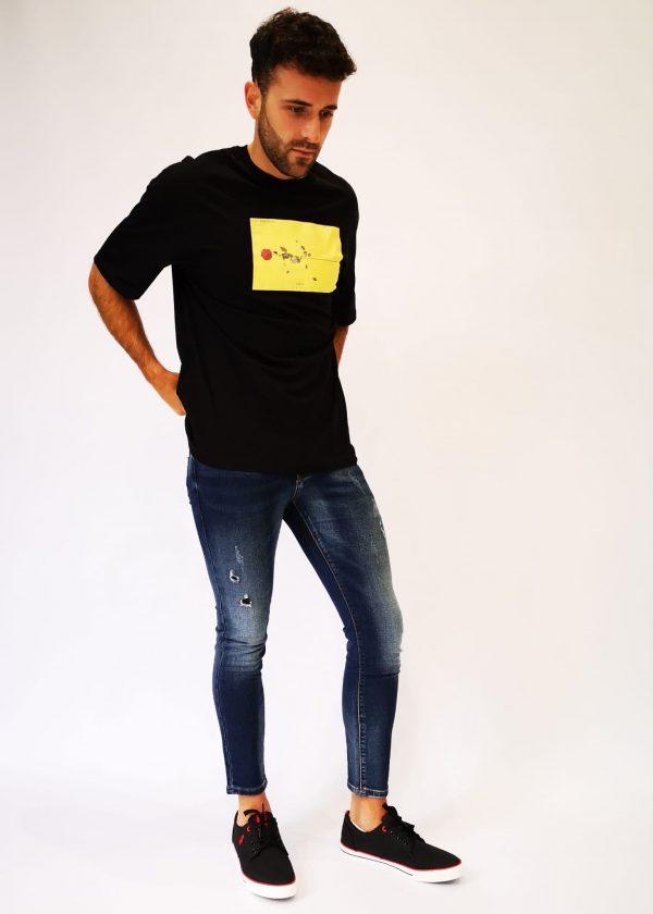 Camiseta extragrande