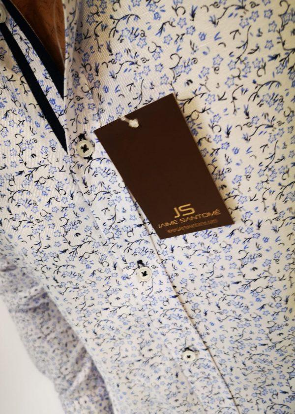 Camisa flor de estrella