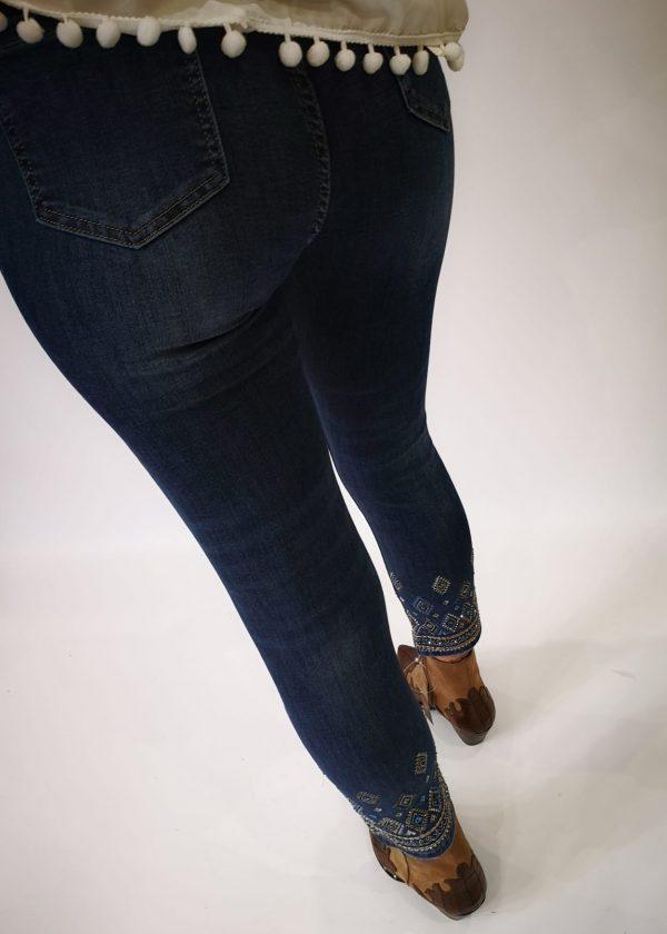 Pantalón rombos
