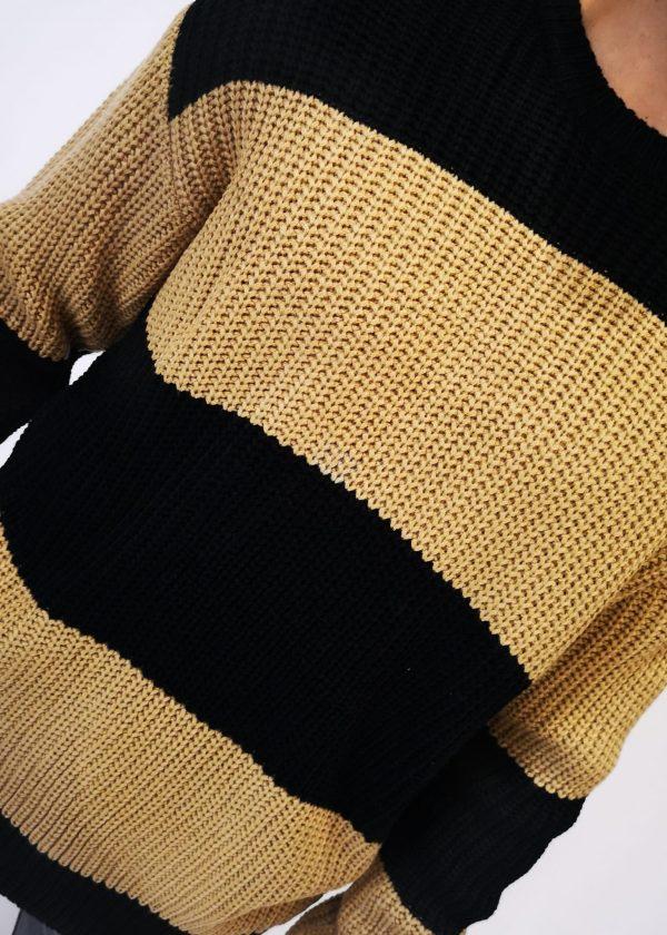 Jersey de raya horizontal