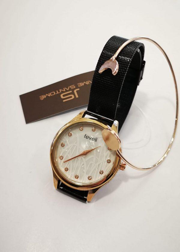 Conj. Reloj/Brazalete