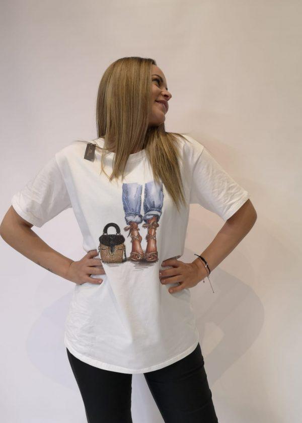 Camiseta Antonela