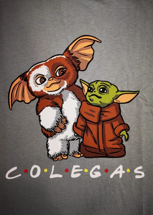 Camiseta C.O.L.E.G.A.S