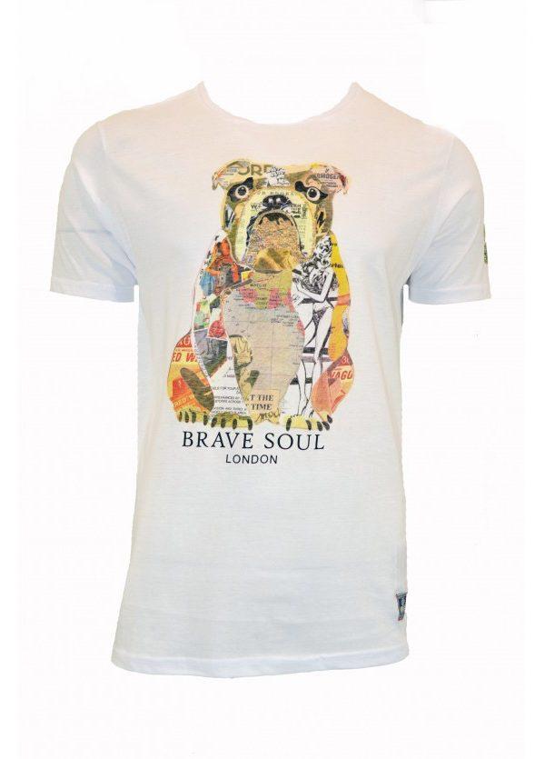 Camiseta Brave Soul