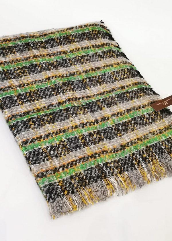 Bufanda tiras multicolor