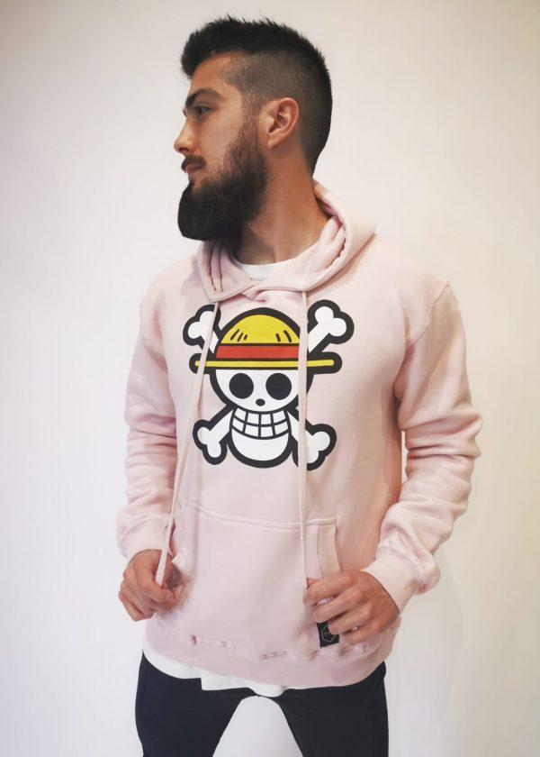 Sudadera One Piece con capucha