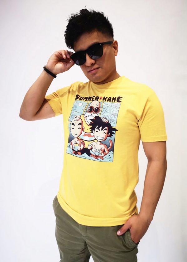 Camiseta Summer at Kame