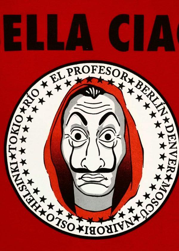 Camiseta Bella Ciao