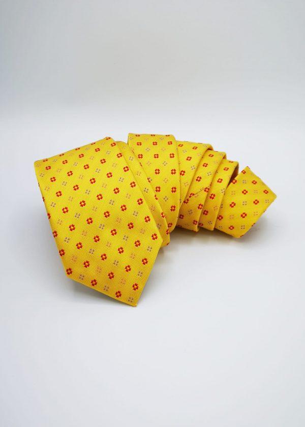 Corbata Mustard