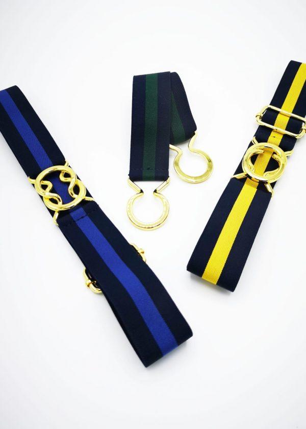 Cinturón ajustable y elástico