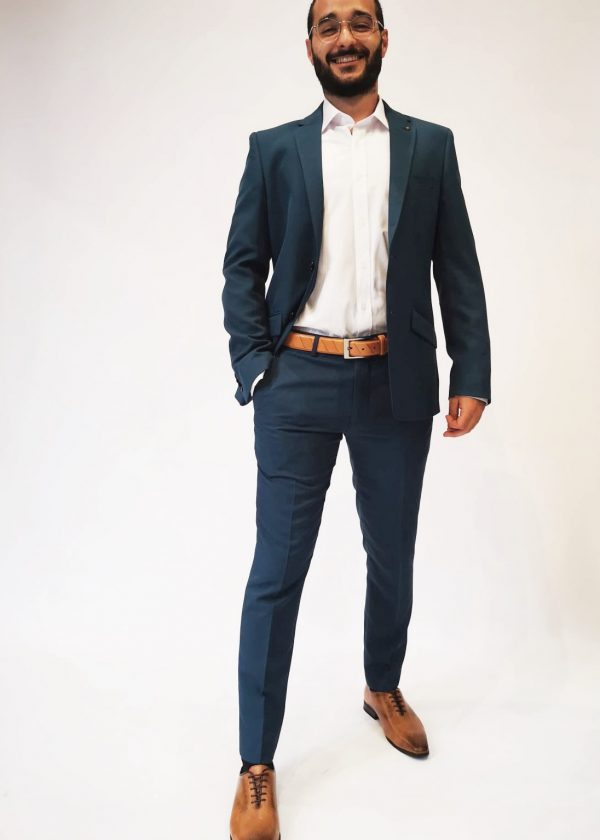 Traje hombre Forest
